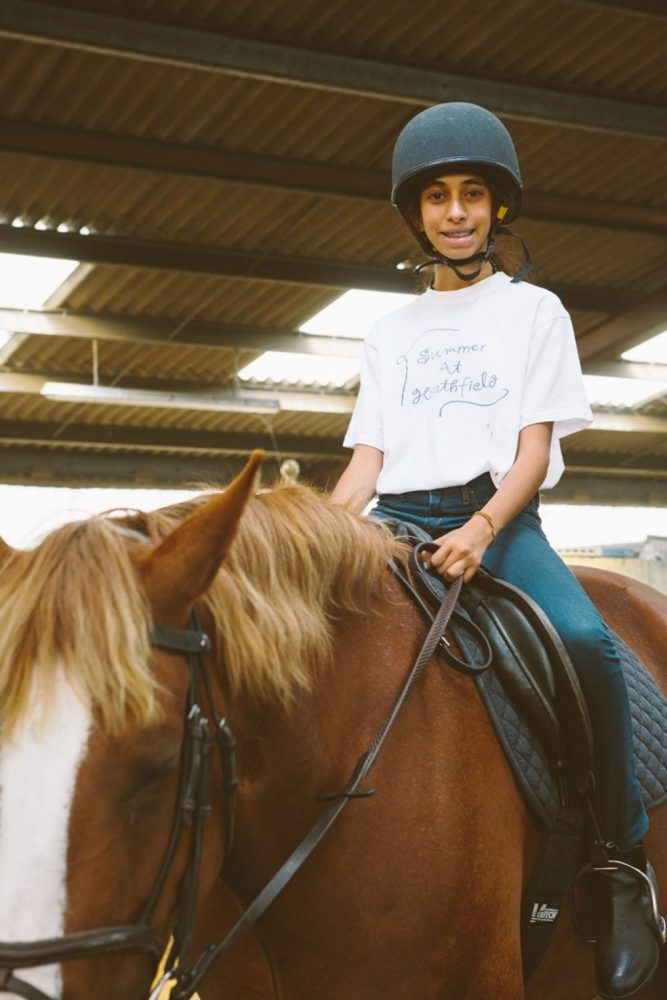 inset 1 horse riding