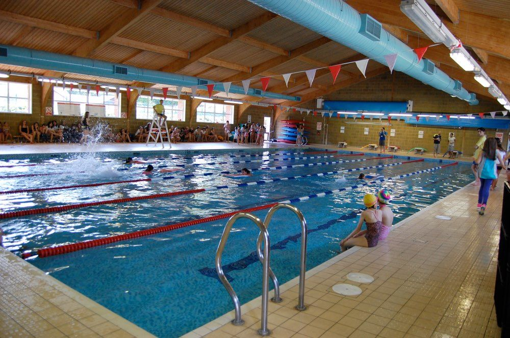 Indoor And Pool Sports Heathfield Summer School